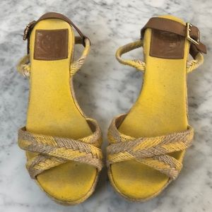 Tory Burch Shoes - Tory Burch spadrilles size 6